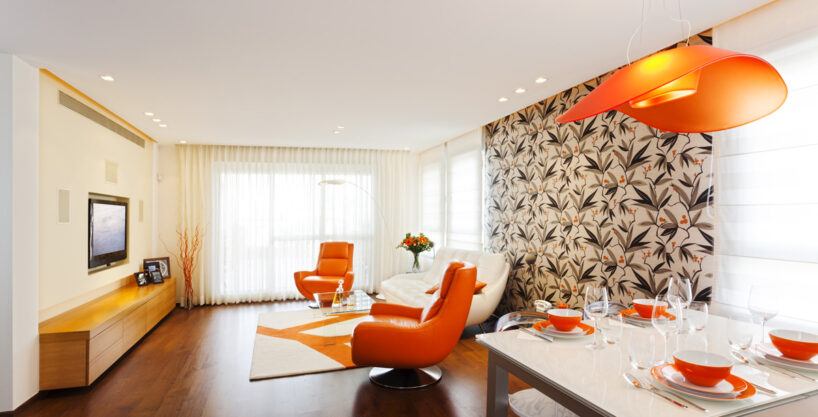 apartment 01 818x417 - Luxury Apartment